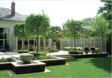 Beautiful Landscape Garden Construction in Dublin